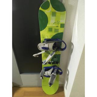 バートン(BURTON)のスノーボード 三点セット(ボード)