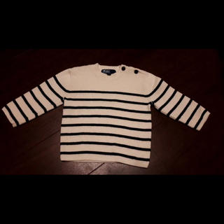 ポロラルフローレン(POLO RALPH LAUREN)のラルフローレン ボーダー柄セーター(ニット/セーター)