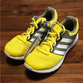 アディダス(adidas)のadidas ランニングシューズ Duramo 7 25.5cm 新品(シューズ)