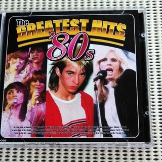 【超美品】僕らの洋楽青春ヒット`80s 全32曲 2枚組CD(ポップス/ロック(洋楽))