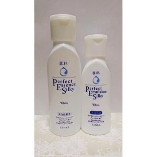 センカセンカ(専科)の資生堂 専科 シルキーホワイト 化粧水 + 乳液(化粧水 / ローション)