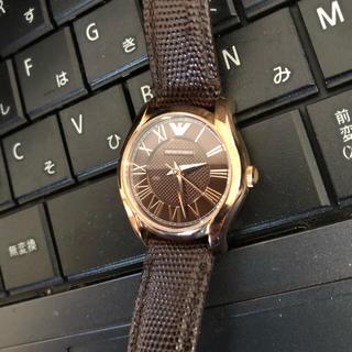 エンポリオアルマーニ(Emporio Armani)のEMPORIO ARMANI 腕時計(腕時計)