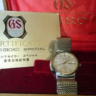 グランドセイコー(Grand Seiko)のグランドセイコー GSスペシャル 腕時計(腕時計(アナログ))