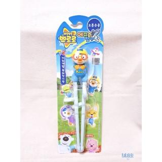 ポロロ エジソン箸 右手用 新品(スプーン/フォーク)