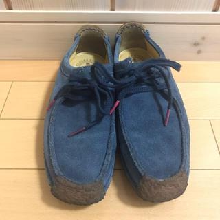 クラークス(Clarks)の美品♢クラークス  ワラビー(ローファー/革靴)