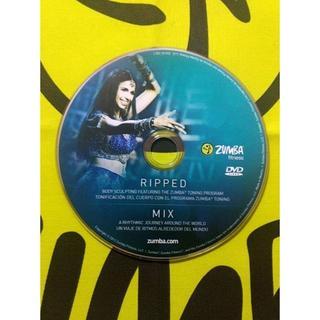 ズンバ(Zumba)のZUMBA ズンバ RIPPED MIX DVD(スポーツ/フィットネス)