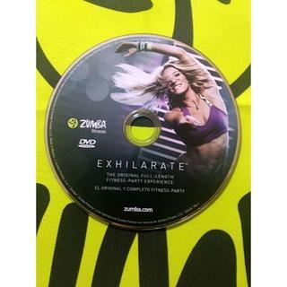 ズンバ(Zumba)のZUMBA ズンバ EXHILARATE DVD(スポーツ/フィットネス)