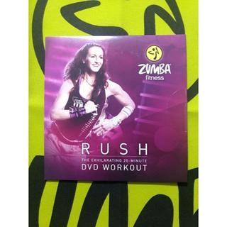 ズンバ(Zumba)のZUMBA ズンバ RUSH DVD(スポーツ/フィットネス)