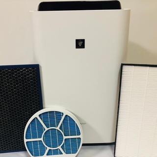 シャープ(SHARP)の2017年製 SHARP加湿空気清浄機(空気清浄器)