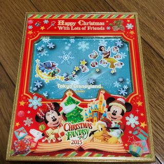 ディズニー クリスマス 2015 フォトフレーム(フォトフレーム)