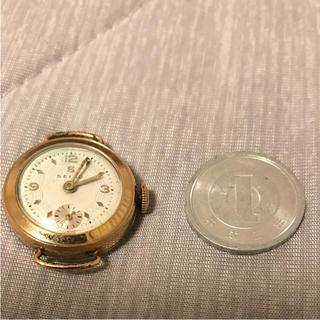 セイコー(SEIKO)の成功したSマークいり初期型レディース(腕時計)