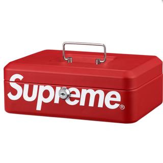 シュプリーム(Supreme)のsupreme Lock Box Red シュプリーム  金庫 赤 (小物入れ)
