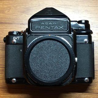ペンタックス(PENTAX)のPentax 67 TTL 本体のみ 完動品(フィルムカメラ)