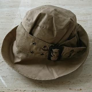 ノジェス(NOJESS)のNOJESS ◯ トレンチ素材帽子 ◯ ハット(ハット)