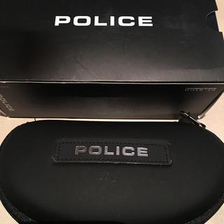 ポリス(POLICE)のPOLICE  SG ケース  ^ ^  すず様専用^ - ^(サングラス/メガネ)