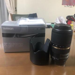 タムロン(TAMRON)のタムロン SP 70-300 F/4-5.6 Di VC USD(レンズ(ズーム))