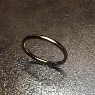 ステンレスリング (リング(指輪))