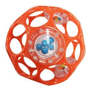 O'ball オーボール ラトル オレンジ(ボール)
