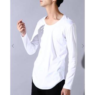 トルネードマート(TORNADO MART)のTORNADO MART 18ssシルフィースムースロングカットソー(Tシャツ/カットソー(七分/長袖))