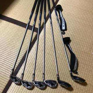 コブラ(COBRA)のゴルフクラブ6本セット カバー有(クラブ)