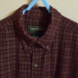 エディーバウアー(Eddie Bauer)の◎お値下げsale◎ エディバウアー 長袖ボタンシャツ(シャツ)