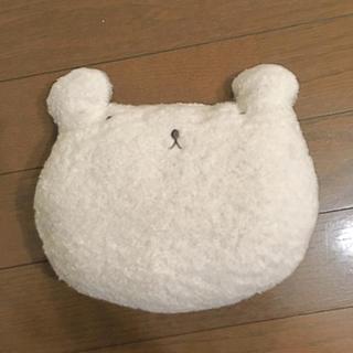 イマバリタオル(今治タオル)のハードウェル セルビエ 抱っこ枕 クマ(枕)