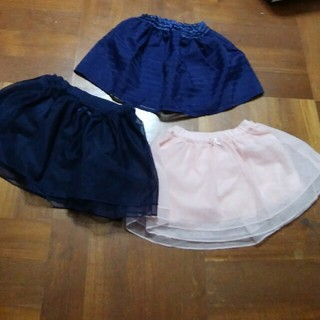 ナルミヤ インターナショナル(NARUMIYA INTERNATIONAL)の新品あり スカートセット(スカート)
