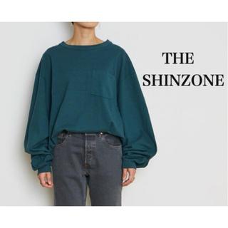 シンゾーン(Shinzone)のボリュームtop♡jane smith メゾンエウレカ 77circa クラネ(カットソー(長袖/七分))