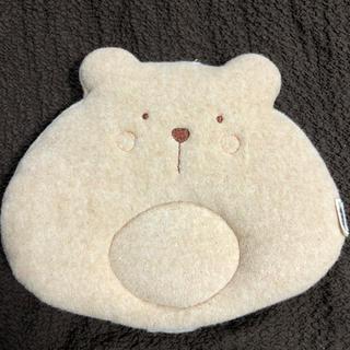 授乳クッション♡くま♡オーガニックコットン♡枕の形♡赤ちゃん♡ベビー ベイビー(枕)