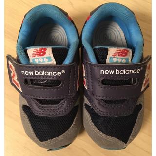ニューバランス(New Balance)のニューバランス 13.5 996(スニーカー)