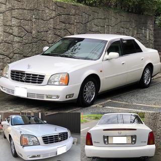 キャデラック(Cadillac)のキャデラック ドゥビル ヤナセ 最終モデル 交換可能(車体)