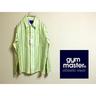 ジムマスター(GYM MASTER)の新品タグ付き ジムマスター 長袖レインシャツ size M(レインコート)