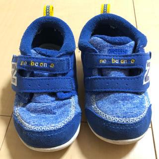 ニューバランス(New Balance)のニューバランス スニーカー 13センチ New Balance 靴 ベビー 運動(スニーカー)