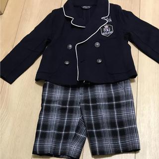 コムサイズム(COMME CA ISM)のコムサイズム  スーツ  男の子(ドレス/フォーマル)