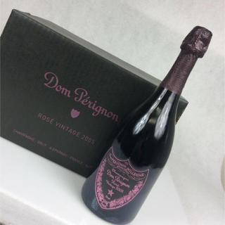 ドンペリニヨン(Dom Pérignon)のドン・ペリニヨン★ロゼ 2005 6本セット!(シャンパン/スパークリングワイン)