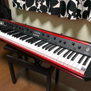 ★美品★ KORG SV-1 73鍵盤 限定カラー メタリックレッド(電子ピアノ)