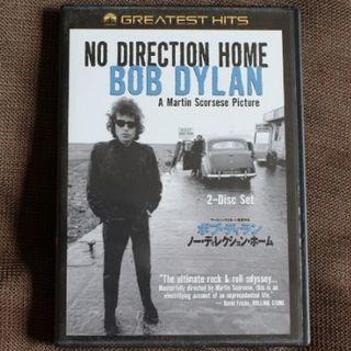中古DVD/ボブ・ディラン ノー・ディレクション・ホーム/2枚組(ポップス/ロック(洋楽))