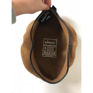 カスタネ(Kastane)のベレー帽(ハンチング/ベレー帽)