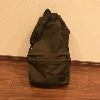オーシバル(ORCIVAL)の美品  オーシバル   巾着型 バックパック(リュック/バックパック)