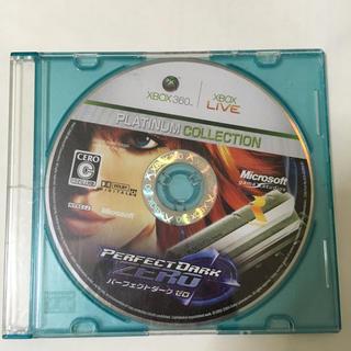 エックスボックス360(Xbox360)のパーフェクトダークゼロ(家庭用ゲームソフト)