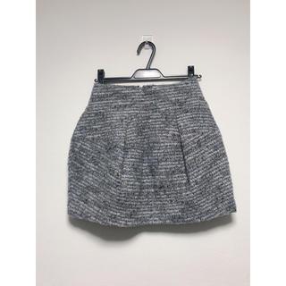 デイシーミー(deicy me)のツィードスカート♡(ミニスカート)