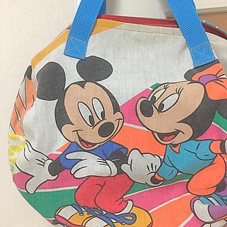 ディズニー(Disney)の♡ ディズニー リメイクバッグ ♡(バッグ)