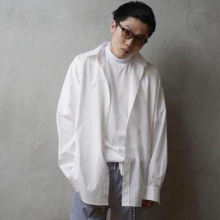 アンユーズド(UNUSED)の最安値 neon sign ×o代官山 unfinished shirts(シャツ)