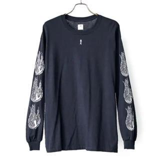 サスクワッチファブリックス(SASQUATCHfabrix.)のsasquatchfabrix 18aw  kamisabiru 003(Tシャツ/カットソー(七分/長袖))
