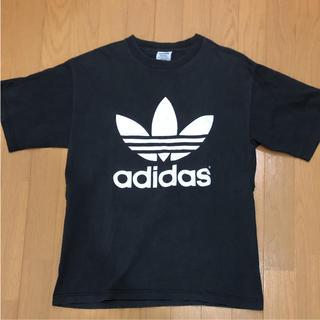アディダス(adidas)のアディダス ヴィンテージTシャツ(Tシャツ/カットソー(半袖/袖なし))