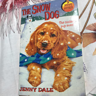 洋書 英語本 The Snow Dog(洋書)