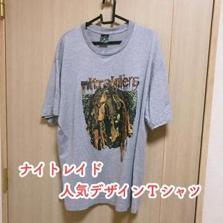 ナイトレイド(nitraid)のナイトレイド Tシャツ(Tシャツ/カットソー(半袖/袖なし))