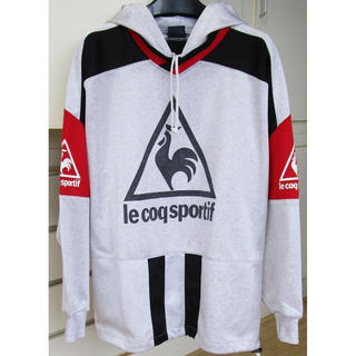 ルコックスポルティフ(le coq sportif)のルコック パーカー プルオーバー 日本製 90s le coq sportif(パーカー)