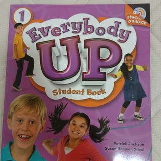 everybody up 1 student book(洋書)