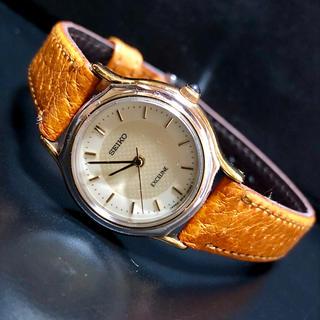 セイコー(SEIKO)のSEIKO EXCELINE(セイコーエクセリーヌ) レディース腕時計(腕時計)